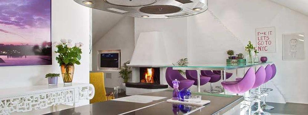 Peque o apartamento de estilo minimalista y perfecto for Decoracion apartamento pequeno estilo minimalista