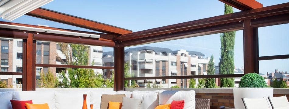 pergolas para disfrutar de tu terraza o jardin