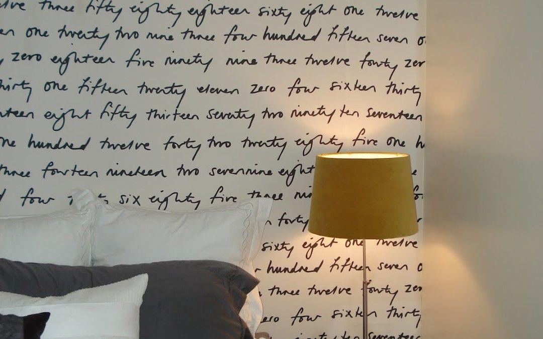 """Decora con letras y personaliza los espacios, """"inspírate"""""""