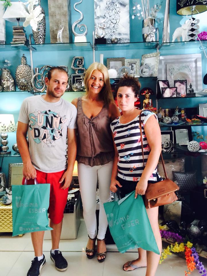 Nos visitó Marukilla Cruz e Isaac Carrera