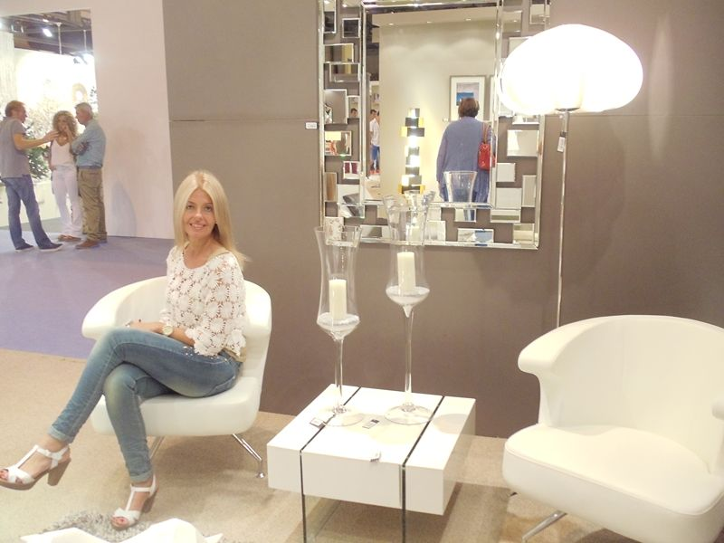 Últimas tendencias en la feria internacional de decoración Intergift 2014.
