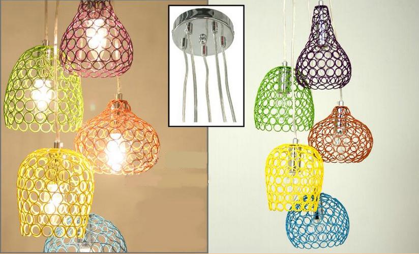 Ilumina con lámparas creativas y originales