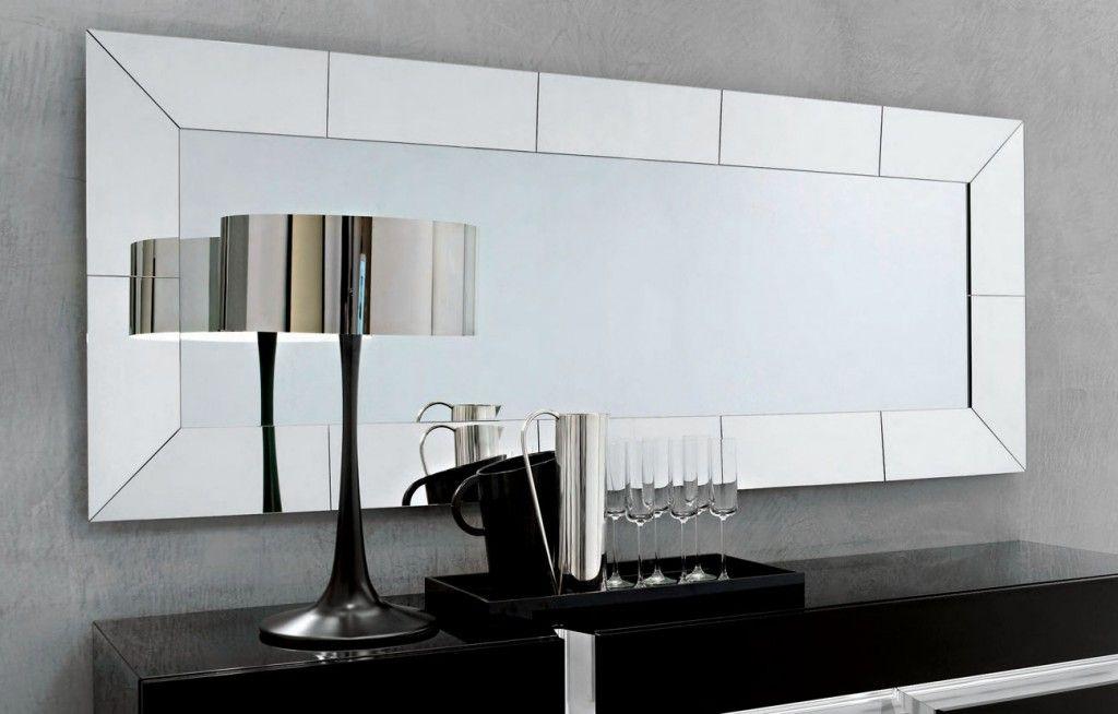 Entradas originales y funcionales para tu recibidor for Espejos originales para salon