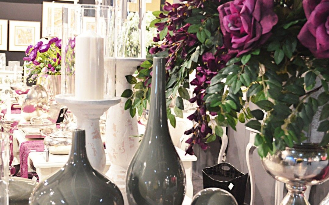 Ultimas novedades en decoración para 2015. Feria internacional Intergift