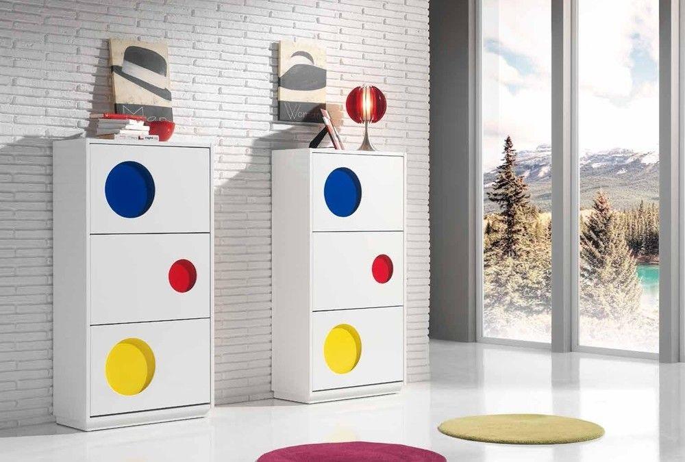 Muebles zapatero, decora y organiza tus zapatos