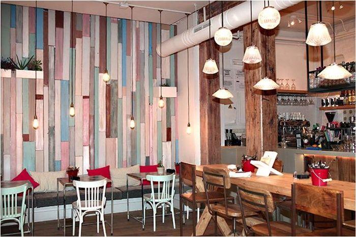 murales digitales en madera para la decoración de paredes