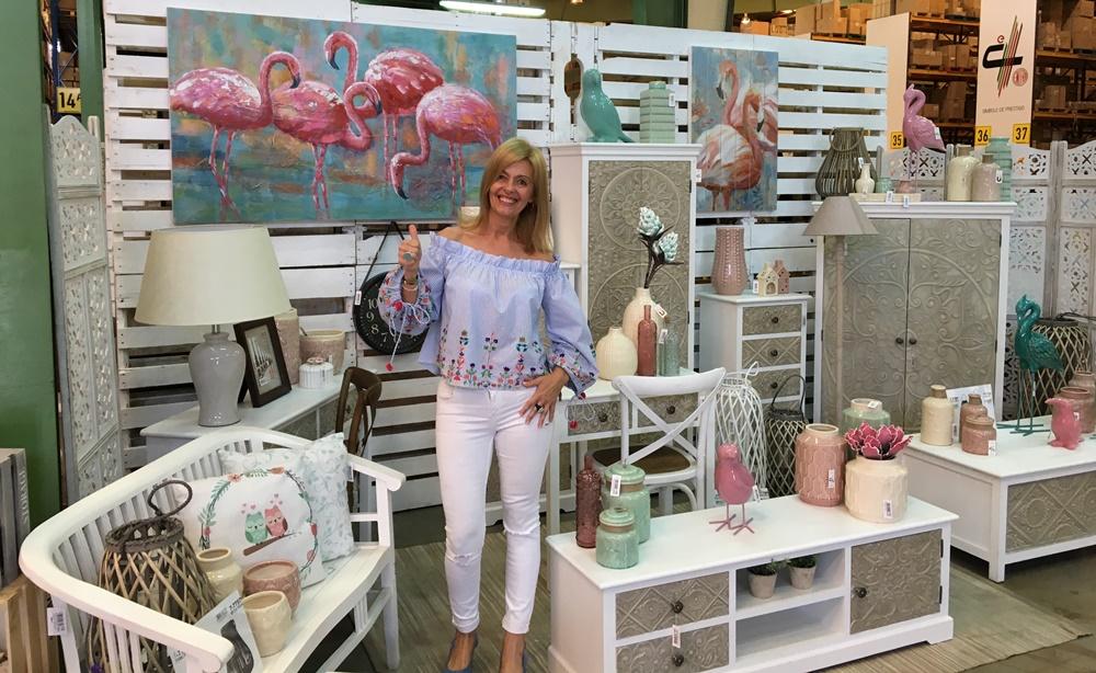 Un adelanto de las novedades presentadas en el showroom de la decoración en Málaga
