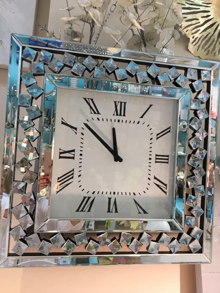 c700d4576e95 relojes de pared en cristal