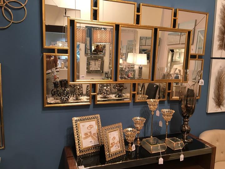 Credenzas Modernas En Espejo : Espejos de pared modernos great espejo loira with