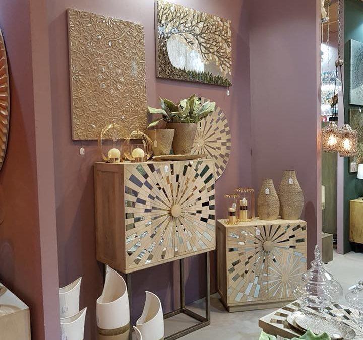 feria del mueble y la decoración de Zaragoza