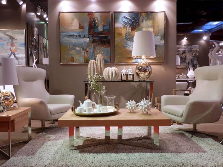 ultimos ambientes en decoración presentados en intergift 2019