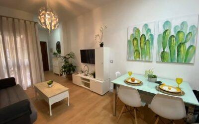 decoración de un apartamento de 35 m2 para alquilar