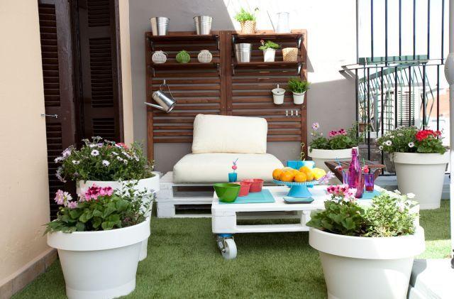 Decora tu terraza o jardin estilo chill out virginia esber - Terrazas con estilo ...