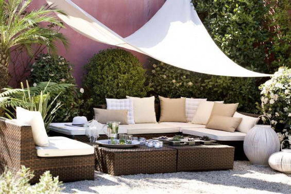 Decora tu terraza o jardin estilo chill out virginia esber - Terrazas chill out decoracion ...