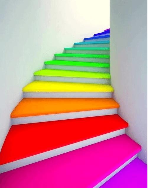 escaleras decoradas 3