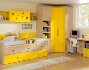 ideas-habitaciones-juveniles-amarillo