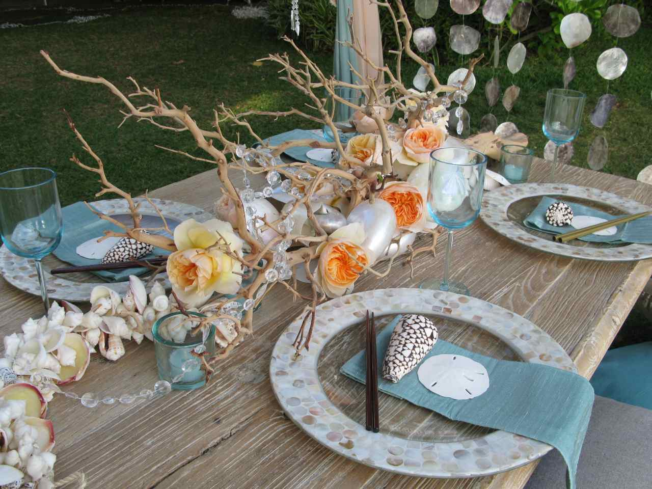 Decora tu mesa de verano de forma original