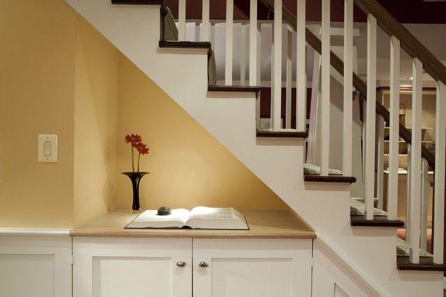 aprovecha el hueco de tu escalera 3 Virginia Esber