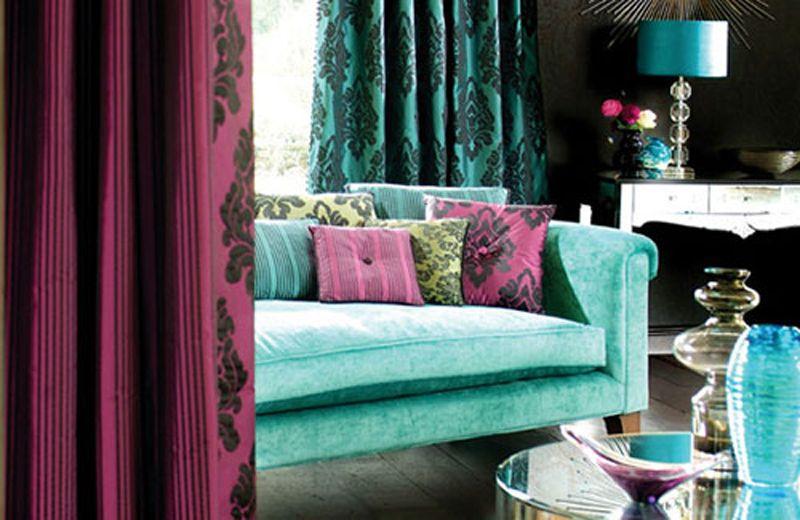 orquidea radiante, el color de moda en decoración para este 2014