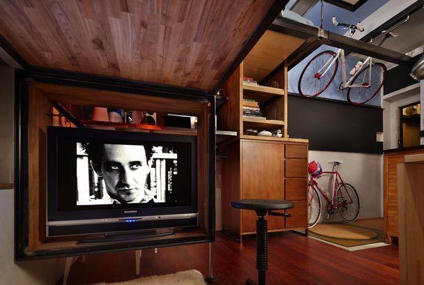 mini apartamento de 16 m2 en Seattle 7. Virginia Esber