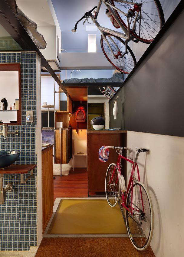 mini apartamento de 16 m2 en Seattle 9. Virginia Esber