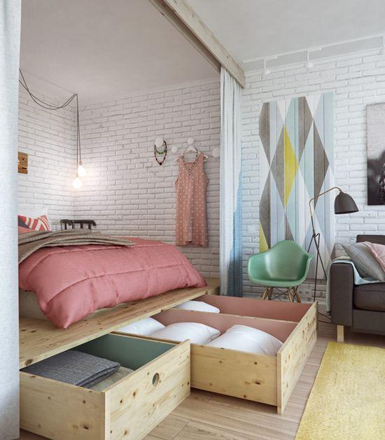 Apartamento-45-metros-cuadrados4 Virginia Esber
