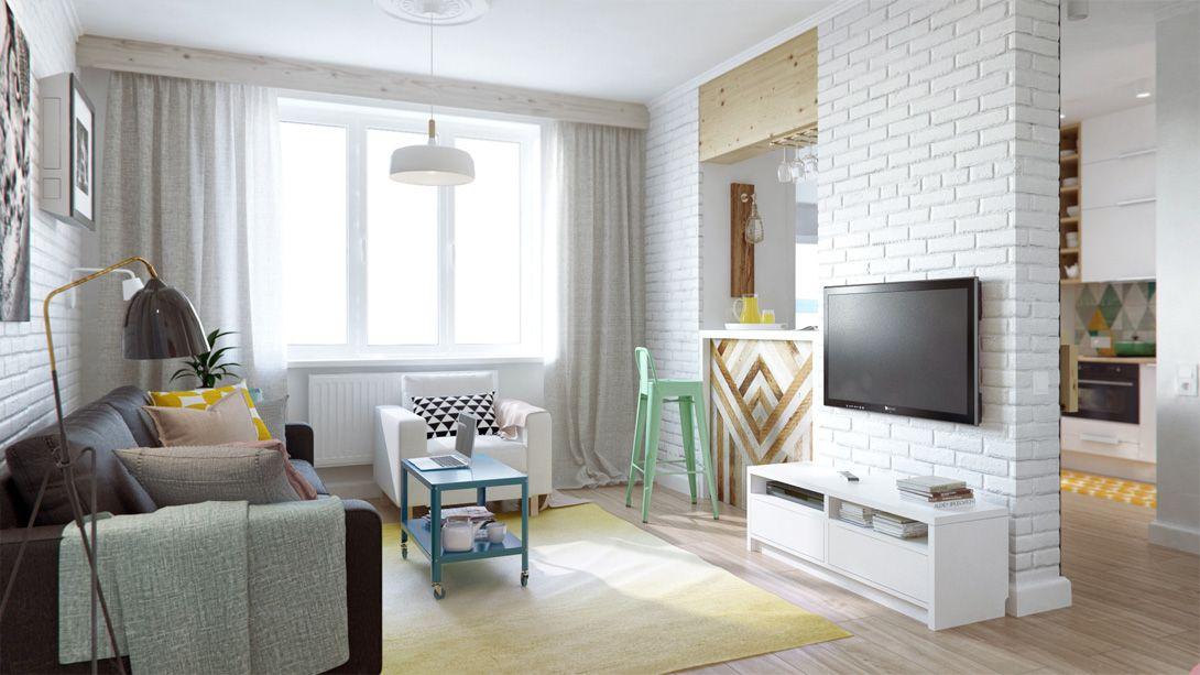 Apartamento-45-metros-cuadrados6 Virginia Esber