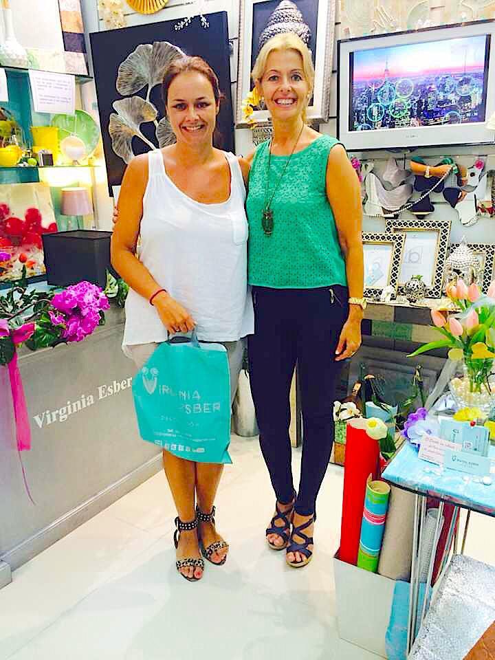 2014-08-06 con Cristina López Luque