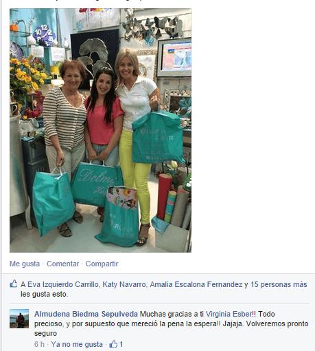 2014-09-26 con Almudena Viedma Sepúlveda 1