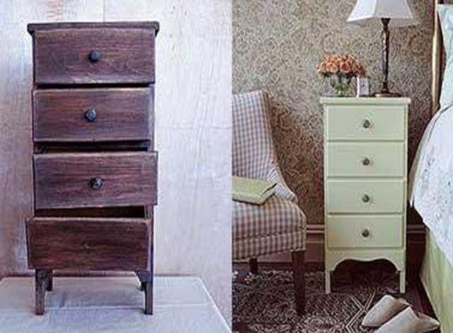 renueva tus muebles antiguos 7 por Virginia Esber