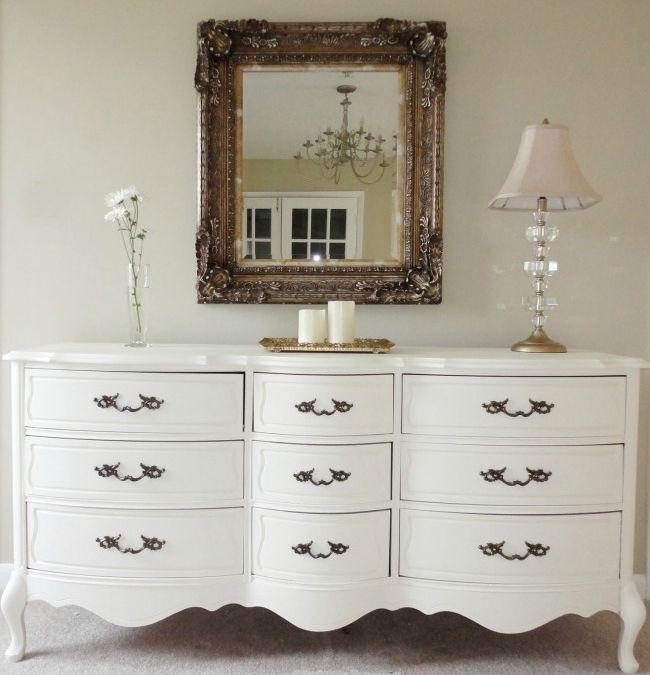 Renovar tus muebles antiguos