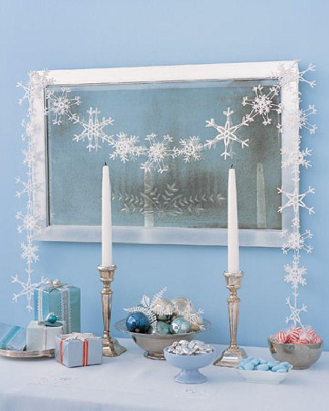 ideas brillantes para decorar la navidad 20