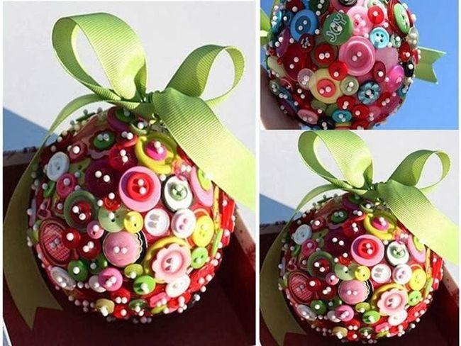 ideas brillantes para decorar la navidad 3