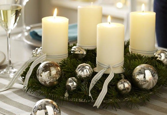 ideas brillantes para decorar la navidad 6