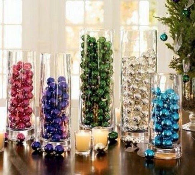 ideas brillantes para decorar la navidad 9