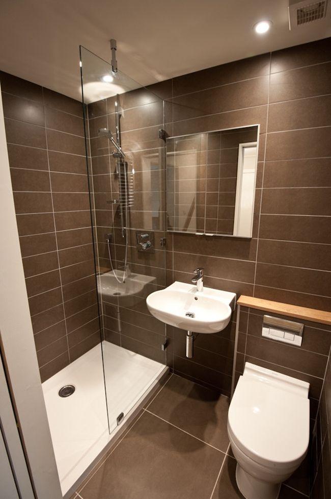 Ideas para decorar tu baño y que parezca más grande ...