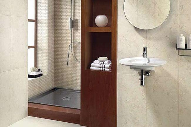 ideas para decorar un baño pequeño 7. Virginia Esber