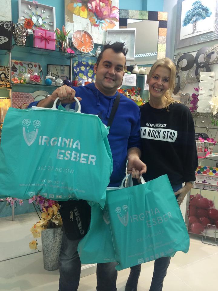 Nos visitó Fran Moyano Linares