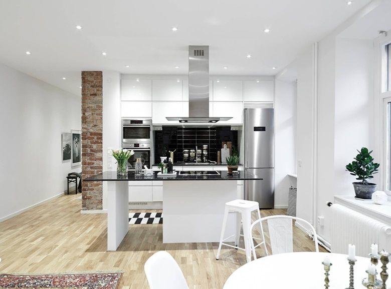 apartamento estilo industrial y contemporaneo 8