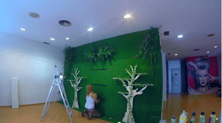 jardines verticales por Virginia Esber 6