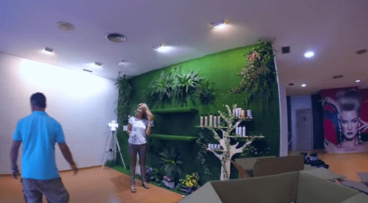 jardomes verticales con Virginia Esber 7