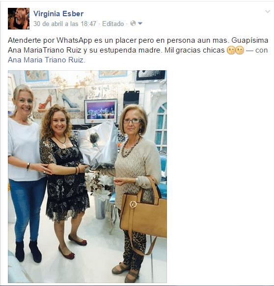 2015-04-30 con Ana Mª Triano Ruiz
