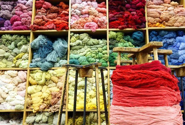 Home Textiles Premium by Textil Hogar (Photo: Alberto Sáiz)