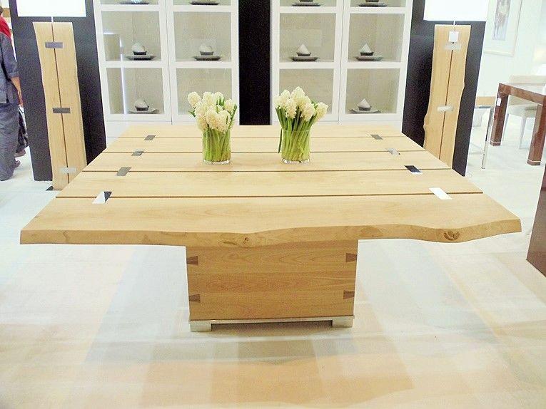 muebles originales en madera de castaño 1