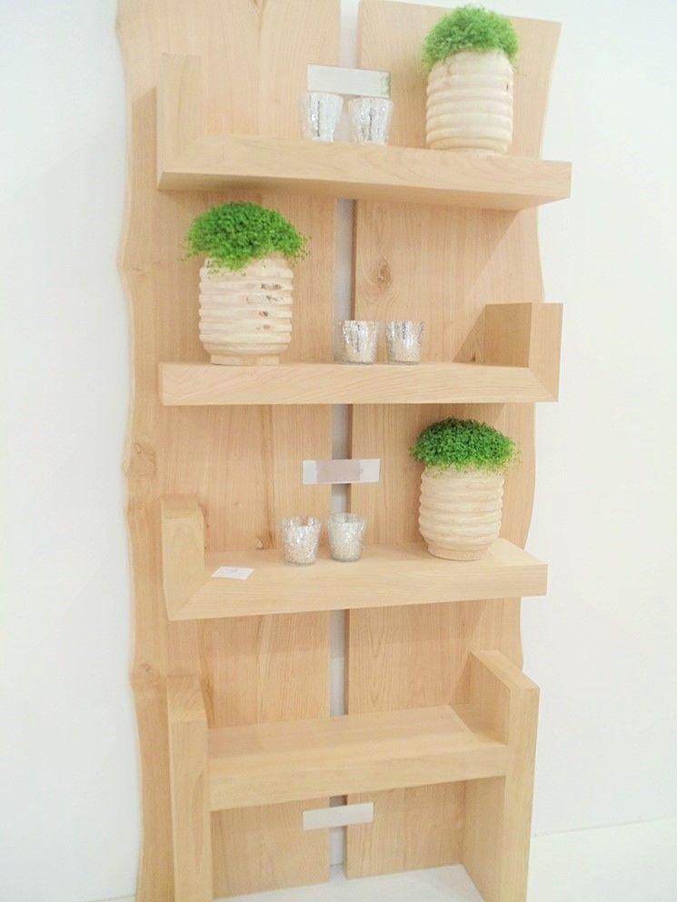 Muebles originales en madera de casta o apuesta por lo - Muebles en madera natural ...