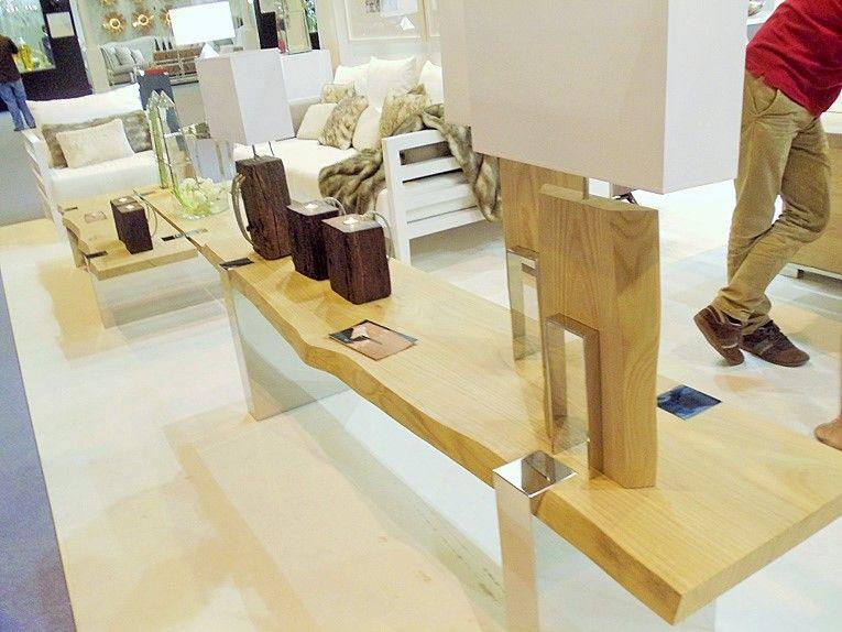 muebles originales en madera de castaño 2