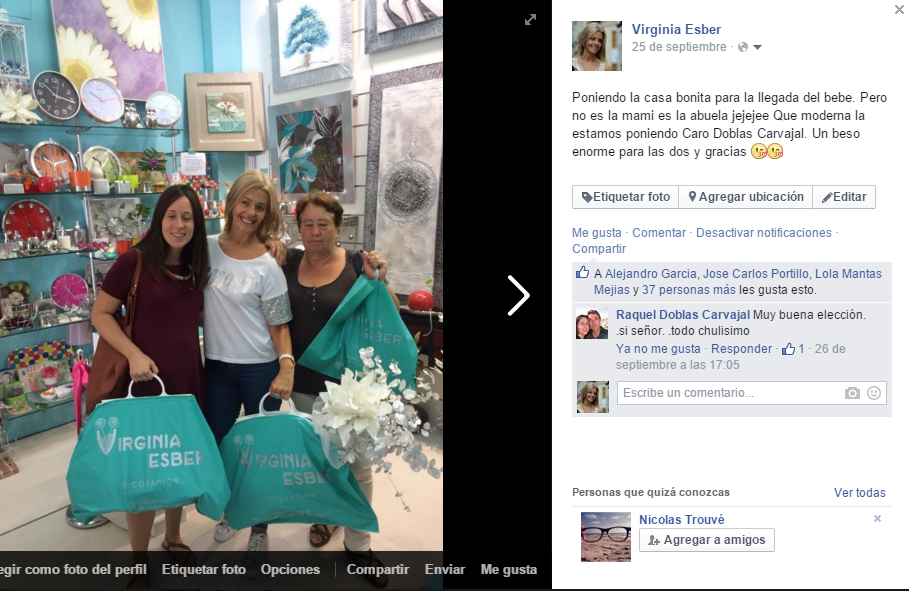 2015-09-15 con Caro Doblas Carvajal 1