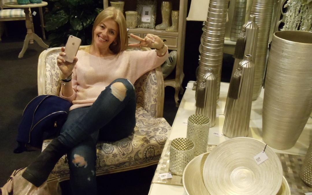 Novedades en muebles para decorar en la Feria Internacional Intergift