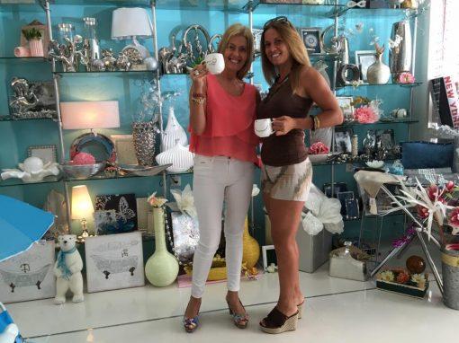 con María Arjona