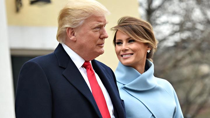 Las casas de Donald Trump, nada que envidiar a la Casa Blanca.